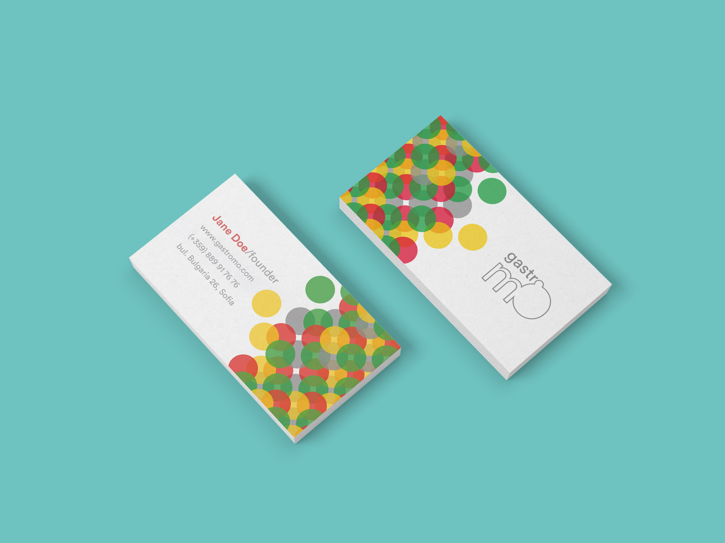 Business Card WHITEmo